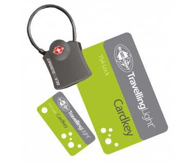 Kłódka Cardkey TSA Lock