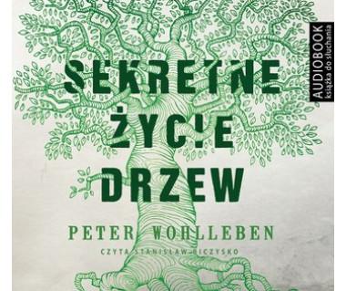 Sekretne życie drzew (audiobook)
