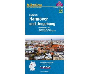 Hannover und Umgebung (RK-NDS13)