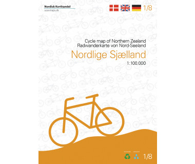 Dania - Northern Zealand cycle map (1)
