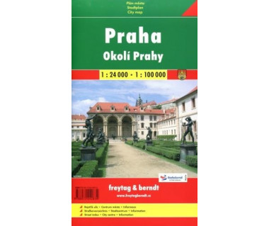 Praha, Okoli Prahy