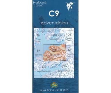 Svalbard C9 Adventdalen