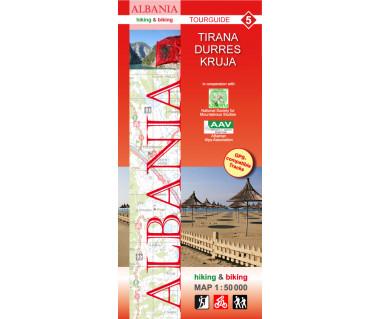 Albania (5) Tirana, Durres, Kruja