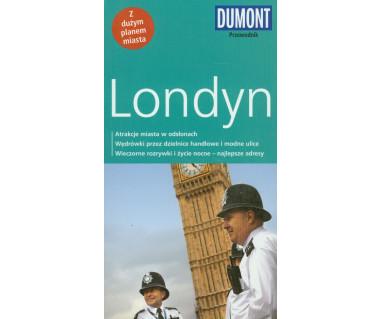 Londyn (z planem miasta)