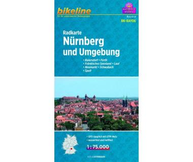 Nürnberg und Umgebung (RK-BAY06)