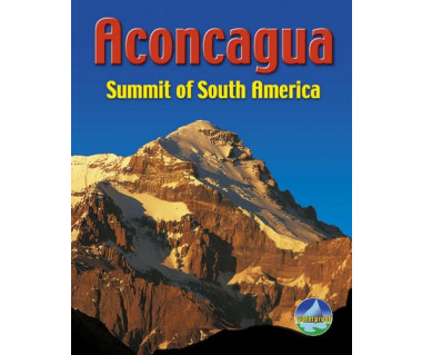 Aconcagua. Summit of South America
