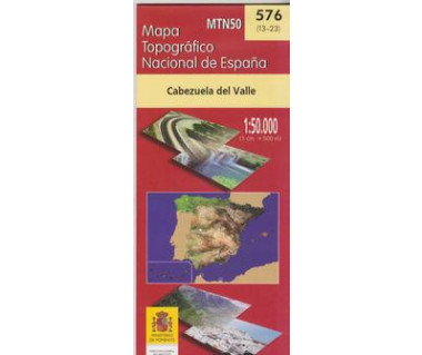 CNIG50 576 Cabezuela del Valle