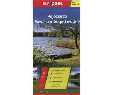 Pojezierze Suwalsko-Augustowskie (plastik)