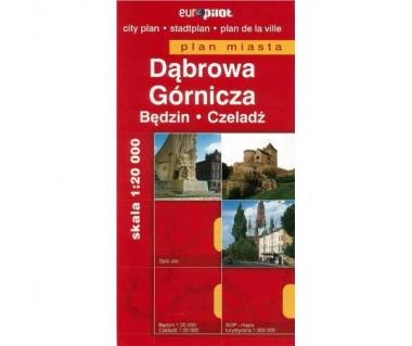 Dąbrowa Górnicza, Będzin, Czeladź