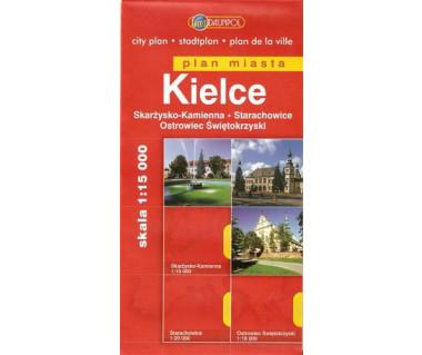 Kielce, Skarżysko-Kamienna, Starachowice, Ostrowiec Świętokrzyski