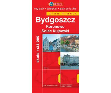 Bydgoszcz, Koronowo, Solec Kujawski