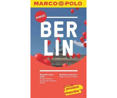 Berlin (z mapą w etui)