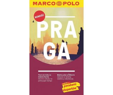 Praga (z mapą w etui)