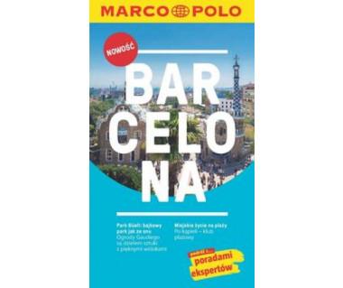 Barcelona (z mapą w etui)