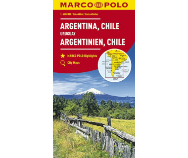 Argentina, Chile (Uruguay)