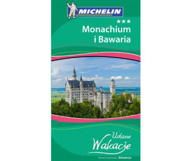 Monachium i Bawaria (Michelin)