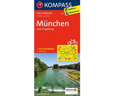 K 3119 Munchen und Umgebung
