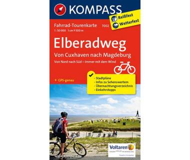 K 7002 Elberadweg (2) Von Cuxhaven nach Magdeburg