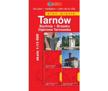 Tarnów, Bochnia, Brzesko, Dąbrowa Tarnowska