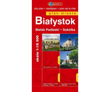 Białystok, Bielsk Podlaski, Sokółka