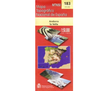 CNIG50 183 Andorra la Vella