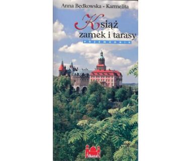 Książ - zamek i tarasy