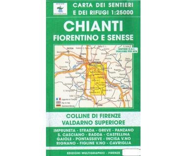 Chianti Fiorentino e Senese