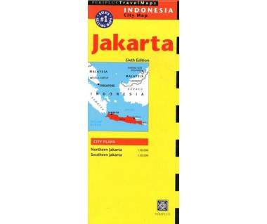 Jakarta city map