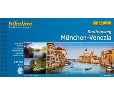 Radfernweg München-Venezia