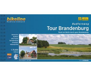 Radfernweg Tour Brandenburg