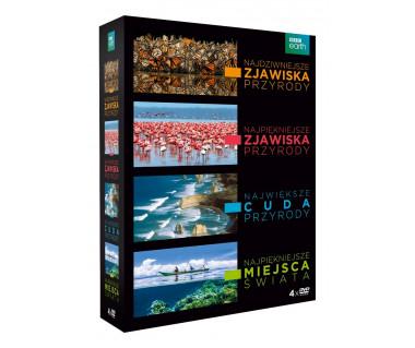 Zjawiskowy świat (5 DVD)