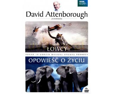Łowcy-Opowieść o życiu (4 DVD)