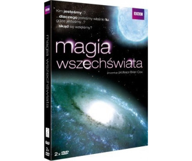 Magia Wszechświata (2xDVD)