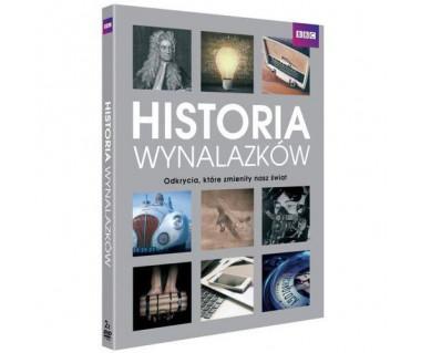Historia wynalazków (2xDVD)