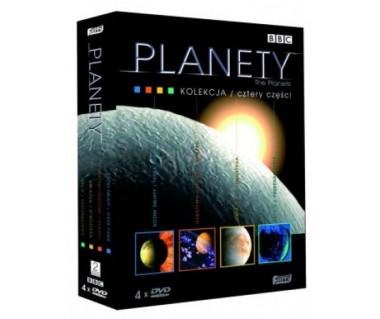 Planety (box 4xDVD)