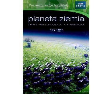 Planeta Ziemia (box 12 DVD)