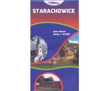 Starachowice/Ostrowiec Świętokrzyski - Mapa
