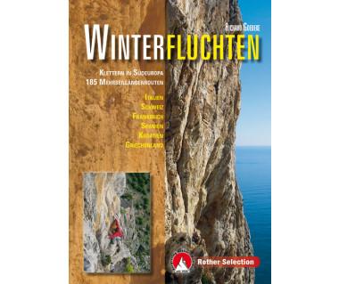 Winterfluchten – Klettern in Sudeuropa