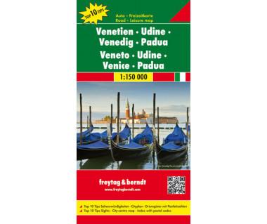Veneto, Udine, Venice, Padua
