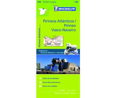 M 144 Pirineos Atlanticos/Pirineo Vasco-Navarro