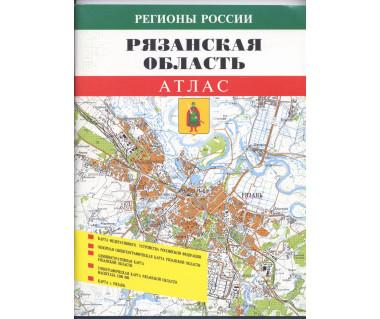 Obwód Riazański atlas