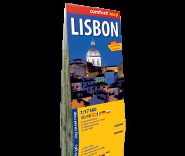 Lisbon plan laminowany