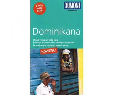 Dominikana (z dużą mapą kraju)