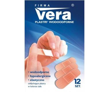 Plastry Vera wodoodporne zestaw M (24 szt.)