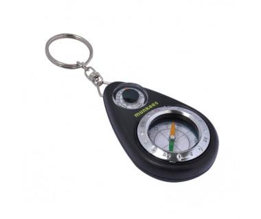 Brelok Munkees kompas i termometr 3154