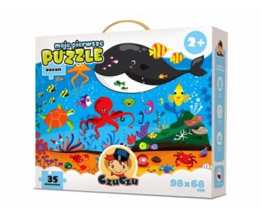 Moje pierwsze puzzle ocean