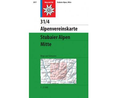 Stubaier Alpen Mitte (31/4)