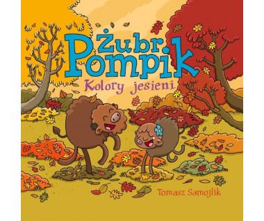Żubr Pompik. Kolory jesieni