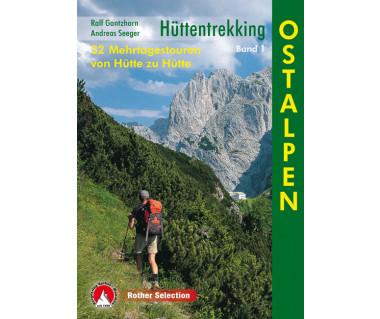 Huttentrekking Ostalpen