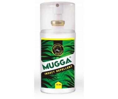 Środek przeciw owadom Mugga  9.5% atomizer 75ml